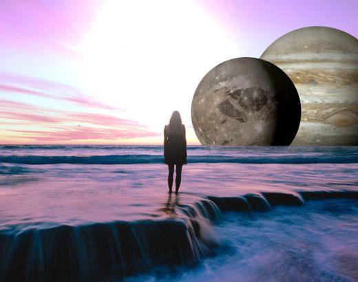 Šiandien anksti ryte numatoma Jupiterio ir Plutono konjunkcija.