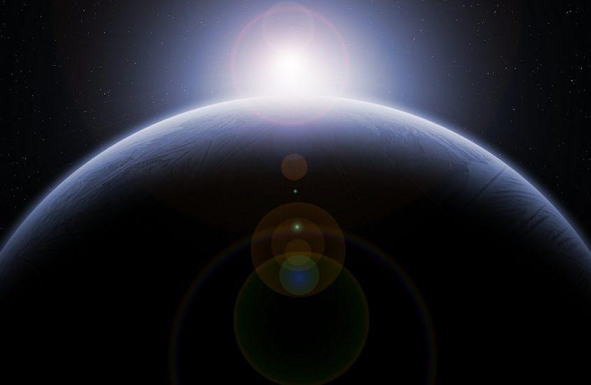 Jau mėnuo (nuo Sausio 27 dienos), kai Lilit arba Juodasis mėnulis (taškas mėnulio or…