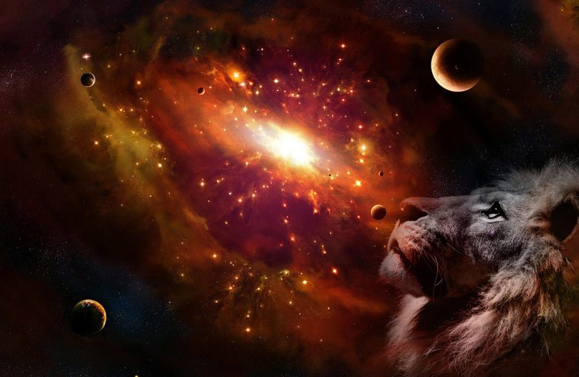 Today the moon moves to the sign of Leo, and from tomorrow the sun will appear here….