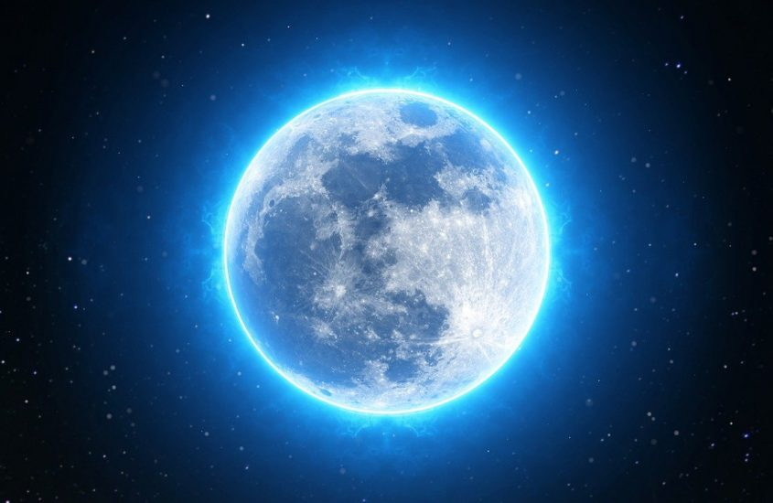 By the end of this month, and how deliberately for Halloween, the Full Moon in the s…