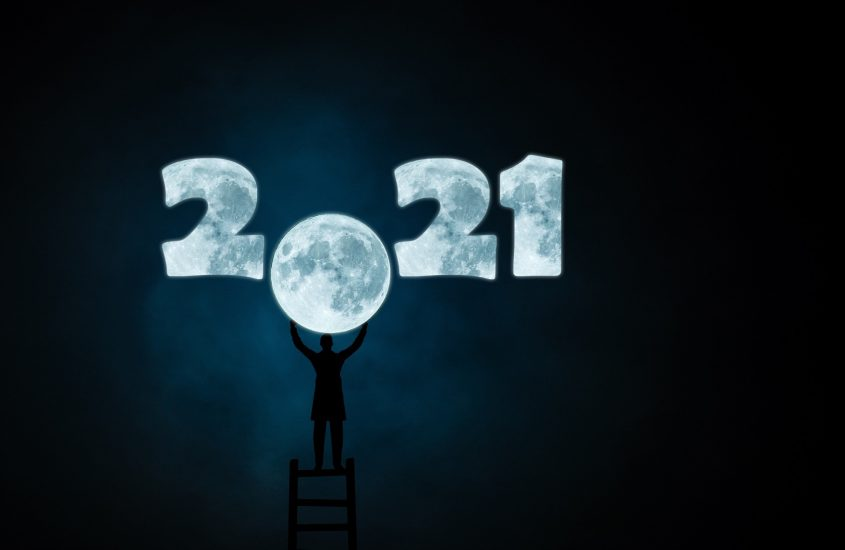 We are approaching the New moon, which will take place tomorrow, January 13, it