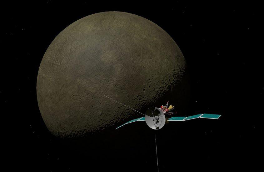 Since yesterday, Mercury has begun its retrograde motion, a phenomenon that usua