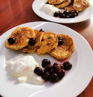 Sweet sweet pancakes 😍🥞💖