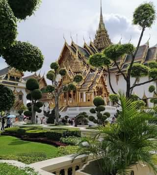 Amazing temples in Bangkok 🇹🇭