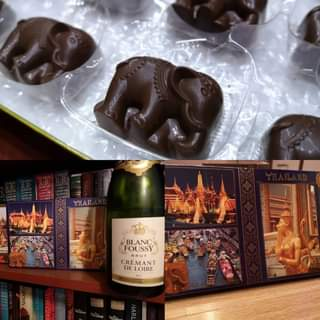 Candies, sparkling wine & travel photos/videos review 🍬🥂😋😄😍🌏 #candy #sparklingwi