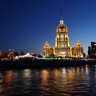 5* stars Hotel view from the river 👌👍😉 📸