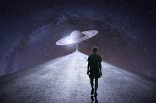 Today, Saturn begins its retrograde motion, in theory it seems to be moving back