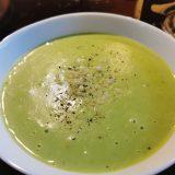 Tobulai kreminė brokolių ir bulvių sriuba