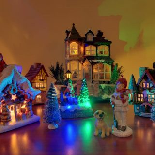 Second pic: Tiny xmas town 🎄🏡🎅  #nofilters #christmastime #myxmas #xmastree #tinytown #xmastoys #christmastree #decoration #christmasdecor #xmasdecor #christmas #wintertime #tinyhouse #winter #waitingforchristmas  #lovechristmas #merryxmas #seasongreetings #needsnow #christmasiscoming #xmasdecorations #xmastime #xmas #quarantinechristmas #bmchannel📸 #christmaslights #amazing #advent #quarantinetime #christmas2020